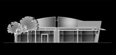 CAD Building templates - Corporate buildings