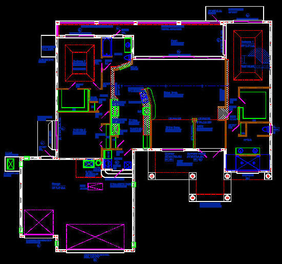 autocad home design the owners of bluestream design studio have on home planner cad. beautiful ideas. Home Design Ideas