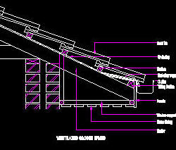 Cad Details Roofing Tiled Roofs Eaves Overhangs