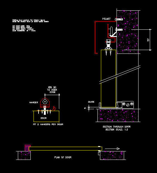 Door Section Dwg & Google Image Result For ://i01.i.aliimg ...