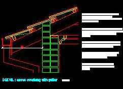 Cad Details Roofing Concrete Tile Residential Details