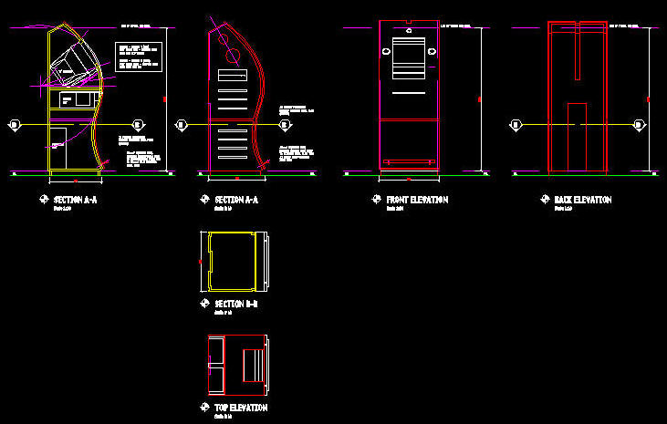 cad details   joinery